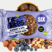 BLUEBERRY & NUTS (BOX OF 16)