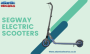 Order Amazing Segway Electric Scooters   Atlantic Electrics